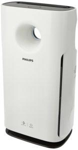 Philips 3000 Series AC3256/20 60-Watt AeraSense Air Purifier